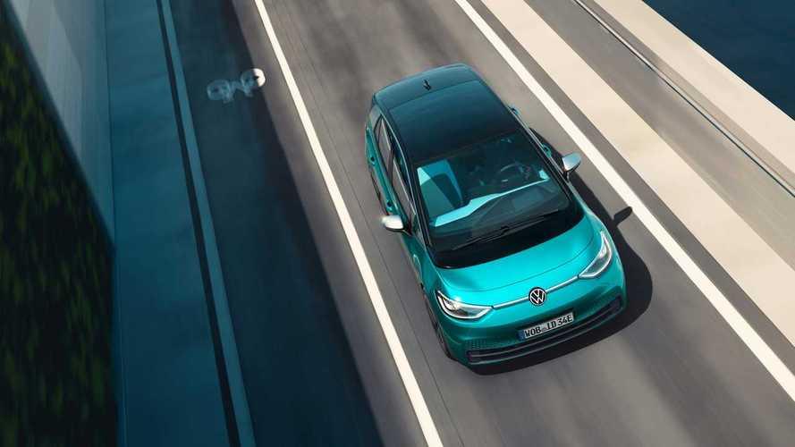 Volkswagen готовит заднеприводный спортивный электрокар