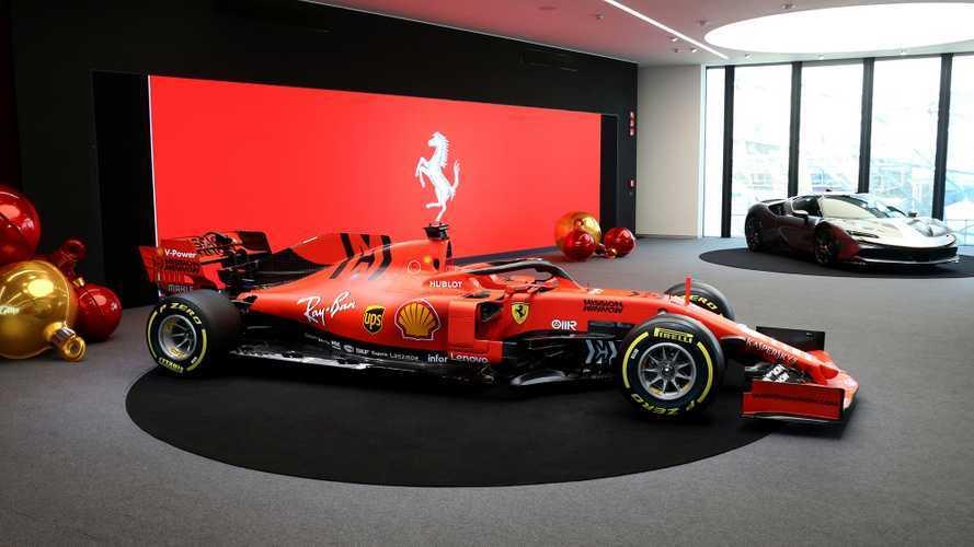 F1, Ferrari: la presentazione della Rossa 2020 sarà l'11 febbraio