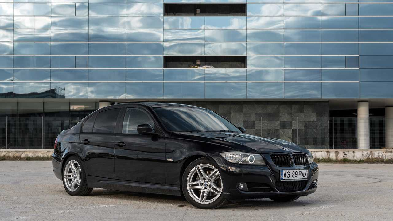 2010 BMW 320d Efficient Dynamics