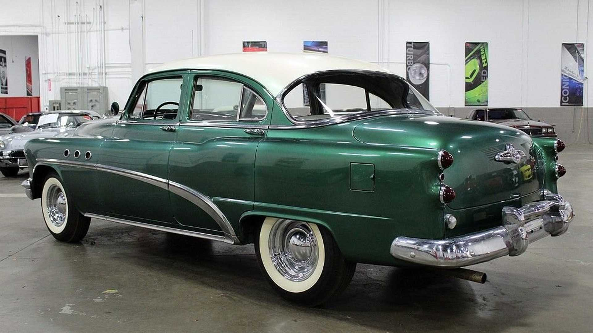 """[""""Buy A 1953 Buick Special For Under $13K""""]"""