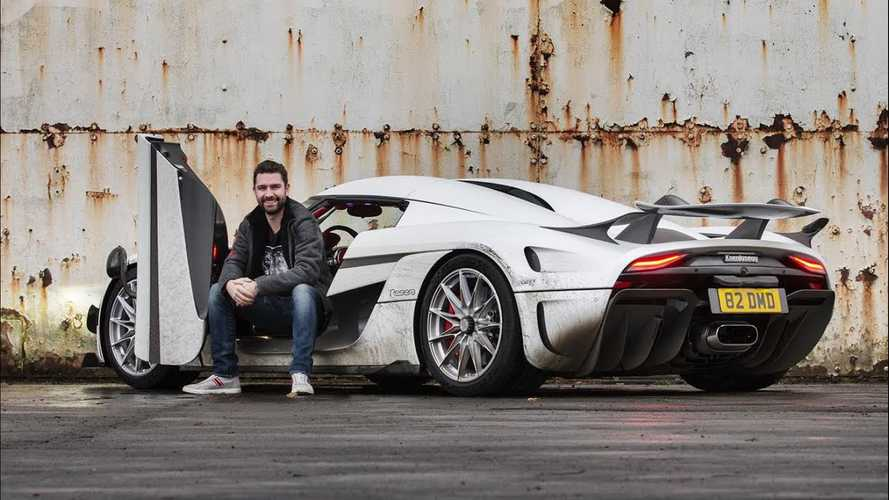 Spend Nearly Half An Hour With The Amazing Koenigsegg Regera