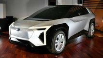 Subaru zeigt sehr kantiges Elektro-SUV als Designstudie