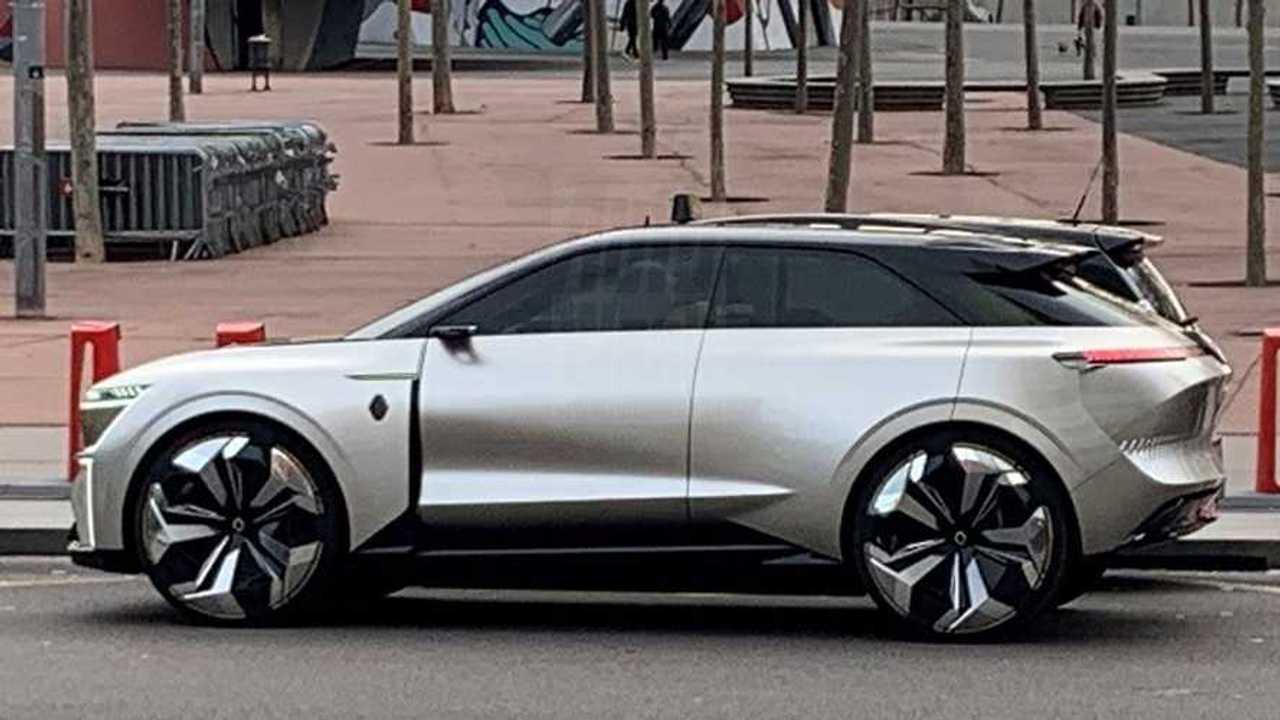 неизвестный концепт Renault