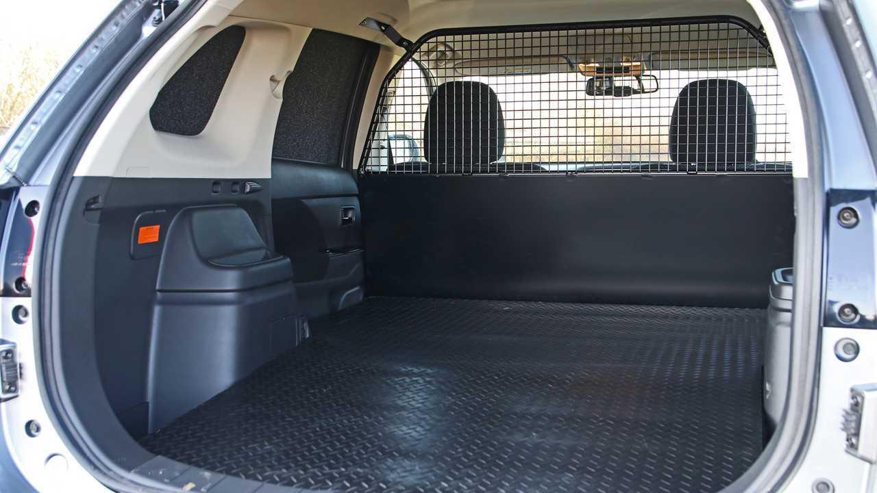 Mitsubishi Creates Top-Spec Van Version Of Outlander PHEV