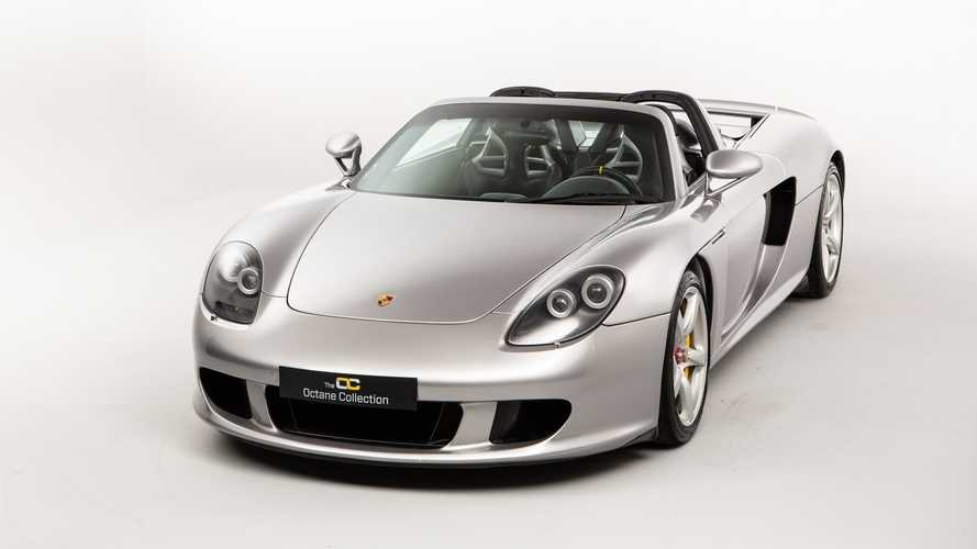 2004 Porsche Carrera GT with 67,000 miles