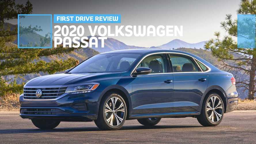 2020 Volkswagen Passat First Drive: Mid-Size Meh
