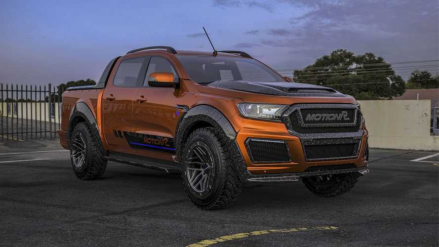 Ford Ranger por Motion R Design