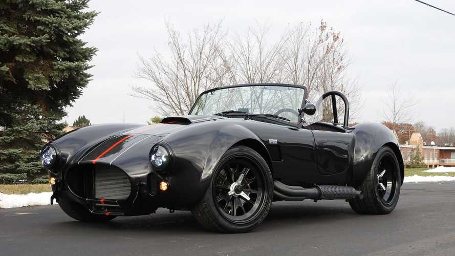Break Necks With This 1965 Backdraft Cobra RT4B Roadster