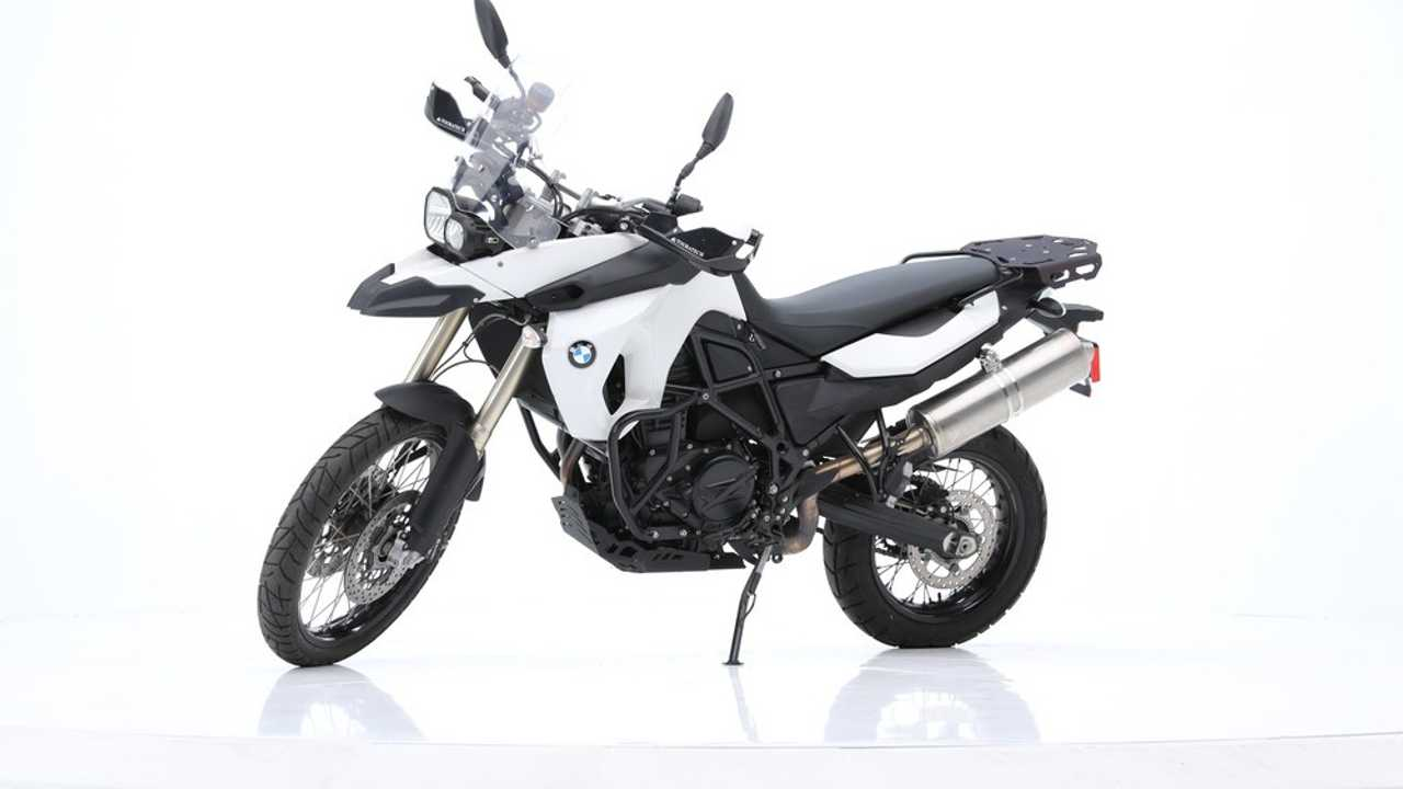 BMW F800GS (2011) - Adjugée à 11'000 dollars
