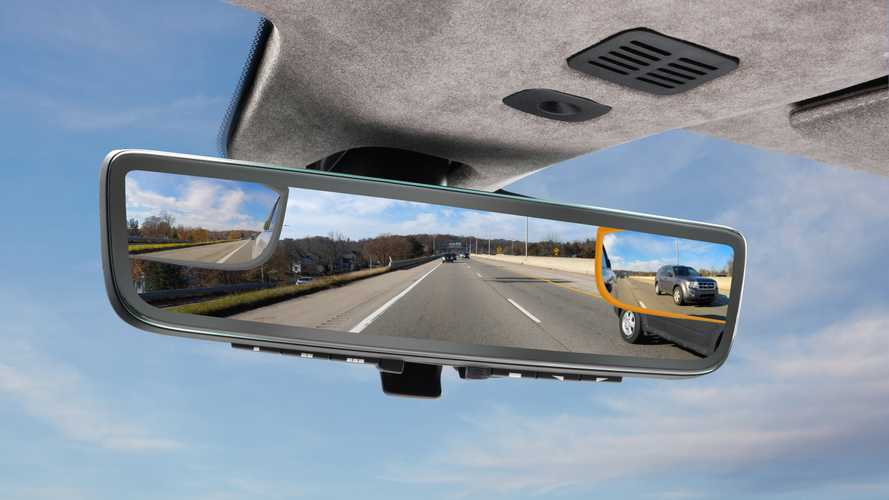 Aston Martin, Gentex Reveal New Rearview Camera System