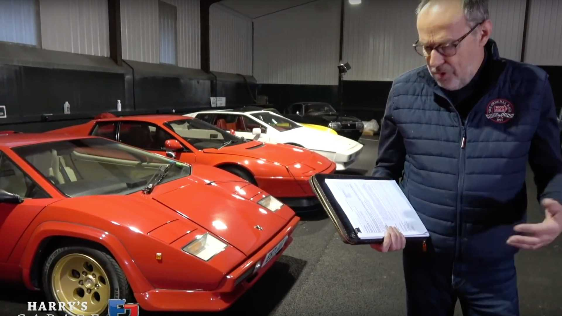 Harry Metcalfe Details Costs Related to His 20 Cars and 16 Bikes