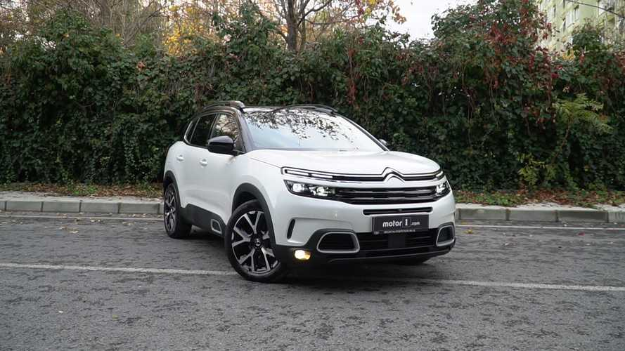 2019 Citroën C5 Aircross 1.5 BlueHDi Shine