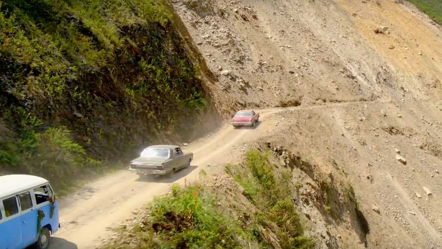 Top Gear Series 28 teaser looks like great fun