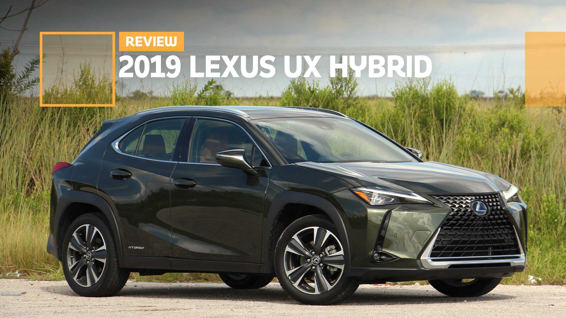 2019 Lexus Ux 250h Review Efficient Affordable And Downright Charming