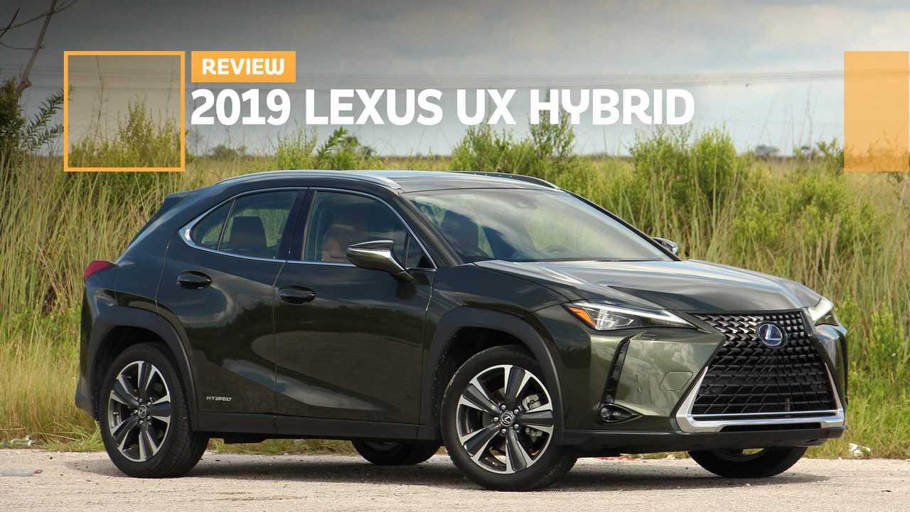 2019 Lexus UX250h: Review