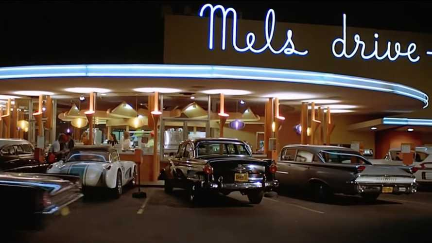 Enjoy American Graffiti Scenes Set To Chuck Berry