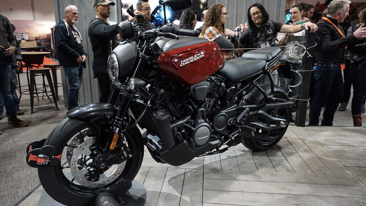 2021 Harley-Davidson Bronx - Toronto Motorcycle Show