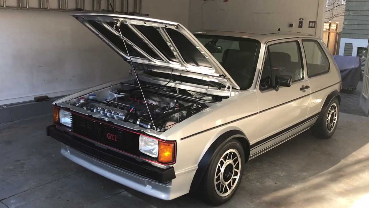 This Guy Sunk $140,000 Into His 1983 VW Golf GTI - Motor1