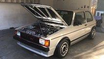 Dieser Mann hat $140,000 in seinen 1983er VW Golf GTI versenkt