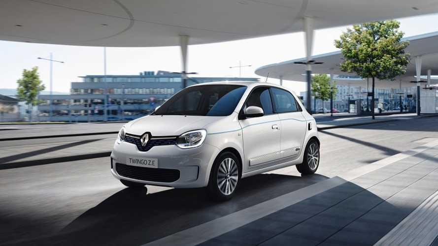 Renault Twingo Z.E, Cenevre Otomobil Fuarı'nda olacak