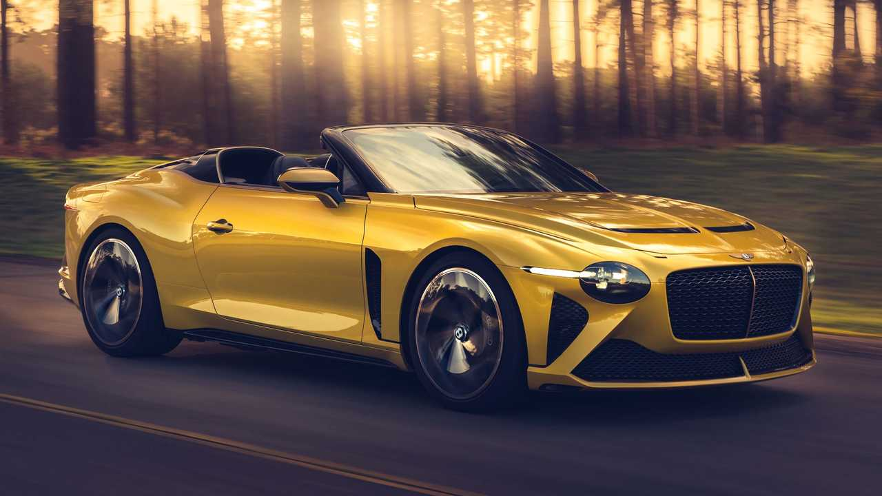 Bentley Bacalar Revealed As Roofless Grand Tourer With 650 Hp