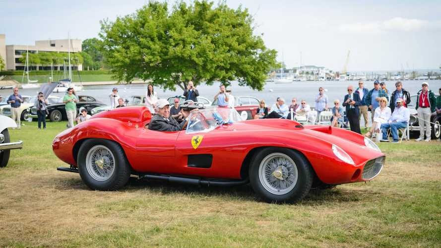 Event Report: Greenwich Concours knocks it out the park!