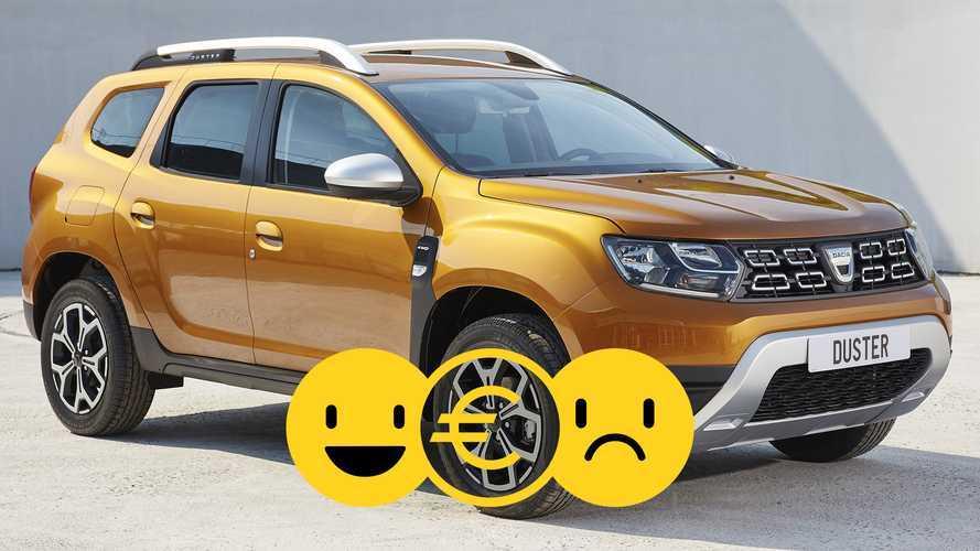 Promo Dacia Duster Marzo 2020