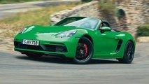 Porsche 718 Cayman GTS 4.0 und Porsche 718 Boxster GTS 4.0