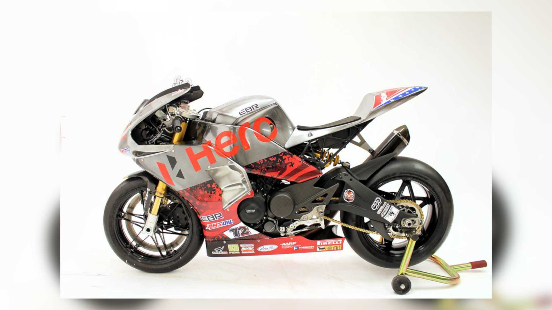 A Slew Of Eric Buell Racing Bikes Desperately Need Exercise