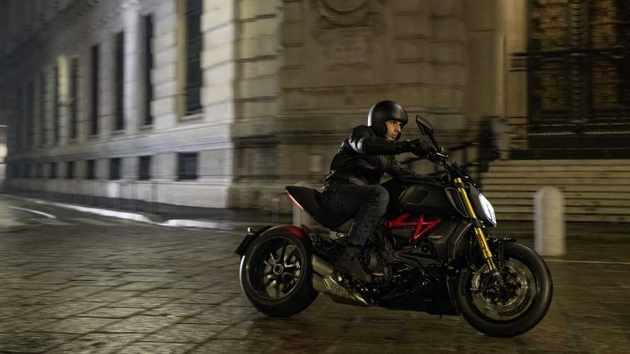 Ducati Diavel 1260 S Wins Prestigious Good Design Award