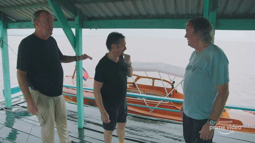 New The Grand Tour 'Seaman' trailer shows start of latest adventure