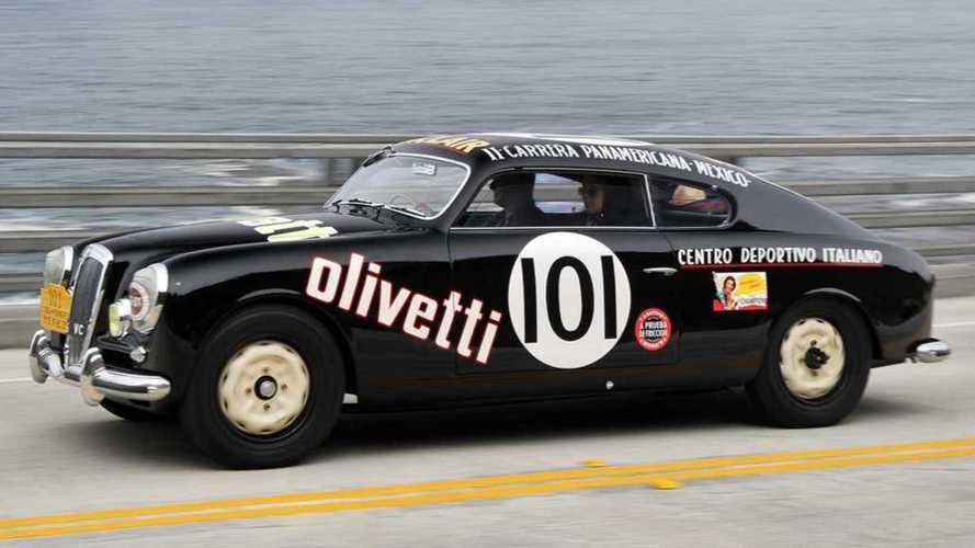 Lost Lancia Aurelia B20GT Race Car Found And Restored