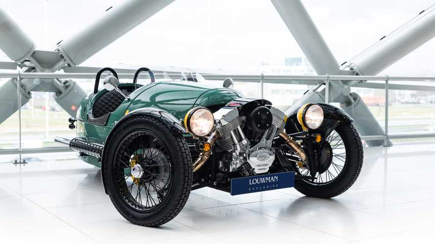 Morgan LE60 special editions