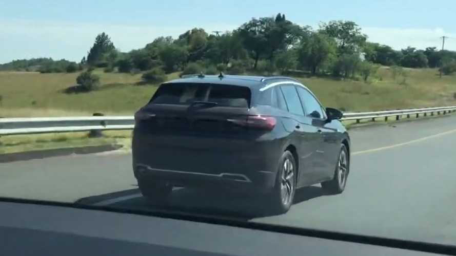 Video Captures Volkswagen ID.4 Out Testing In South Africa