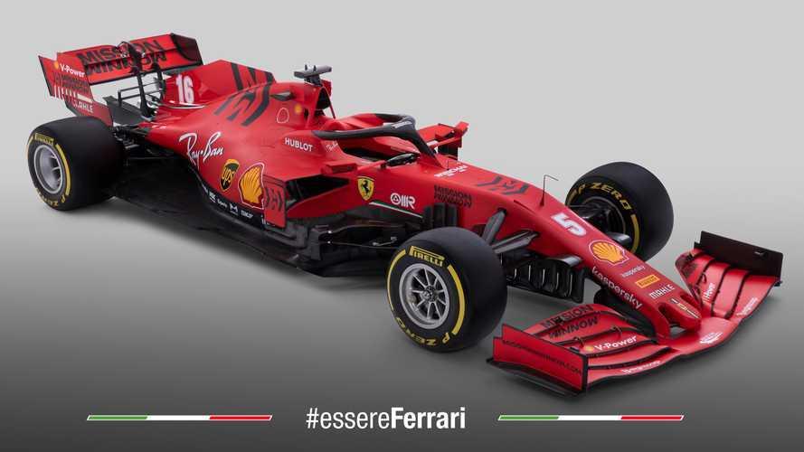 Tecnica Ferrari SF1000, micro cambio e terza ala in stile Red Bull