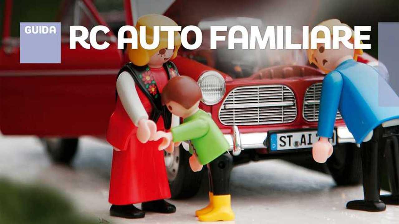 RC Auto Familiare guida