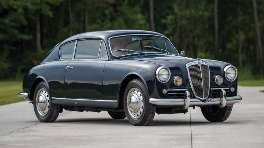 Lancia Aurelia: Dolce-Vita-Traumwagen der 50er-Jahre