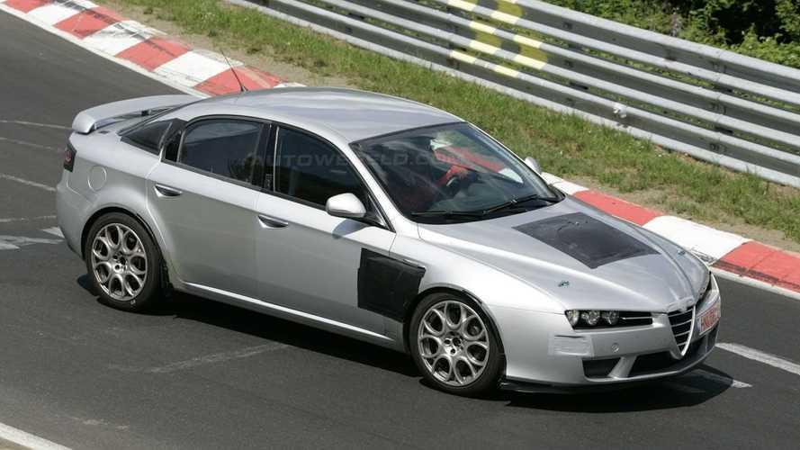 Alfa Romeo 159 GTA, quella che non è mai nata prima della Giulia