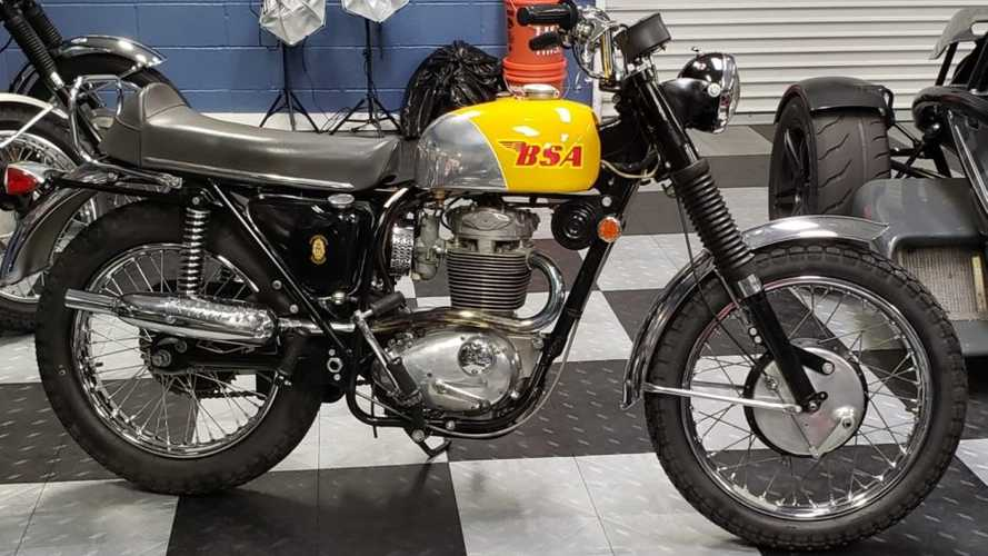 1970 BSA 441 Victor Special For Sale