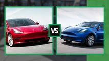 tesla model y ou model 3 quelles differences
