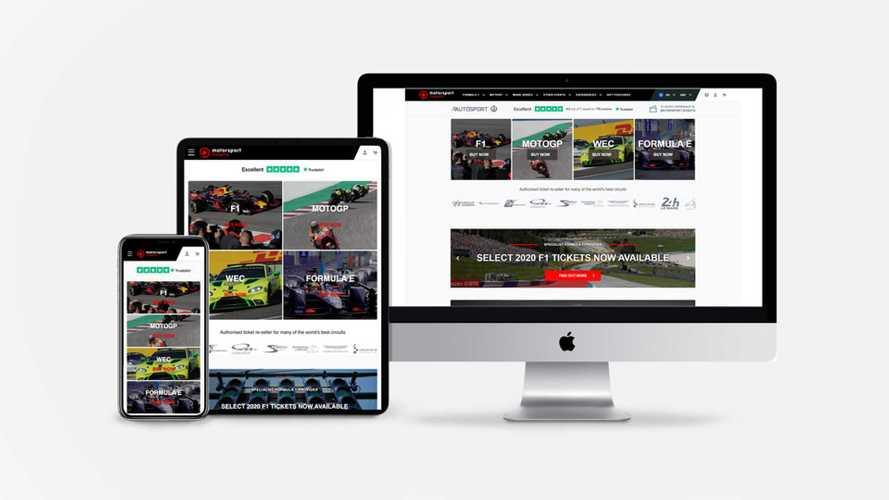 Motorsport Tickets é o novo nome do serviço de ingressos e experiências