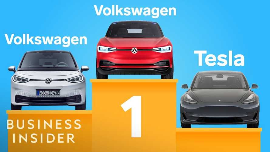 How Volkswagen plans to sell more electric cars than Tesla