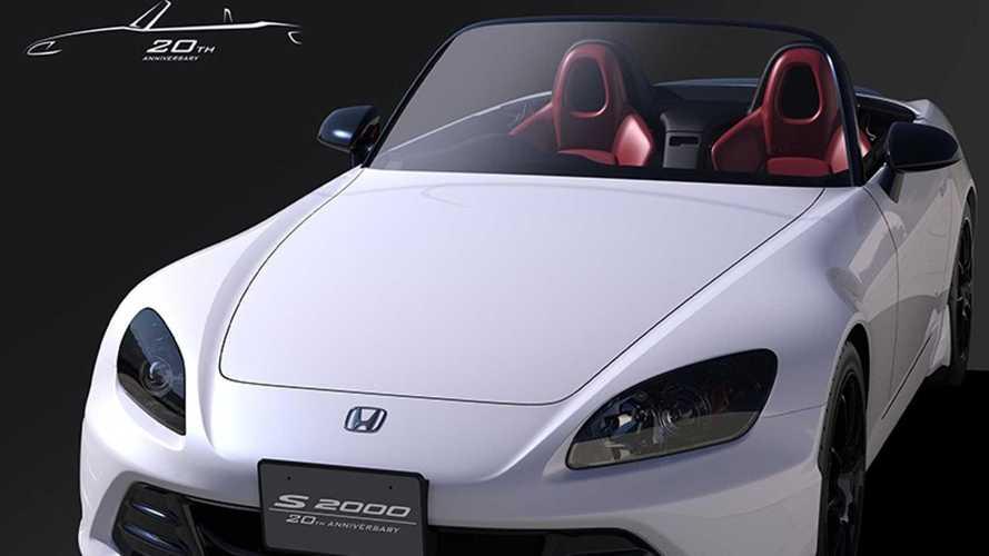 Honda S2000 yeni aksesuarlarıyla geri döndü!