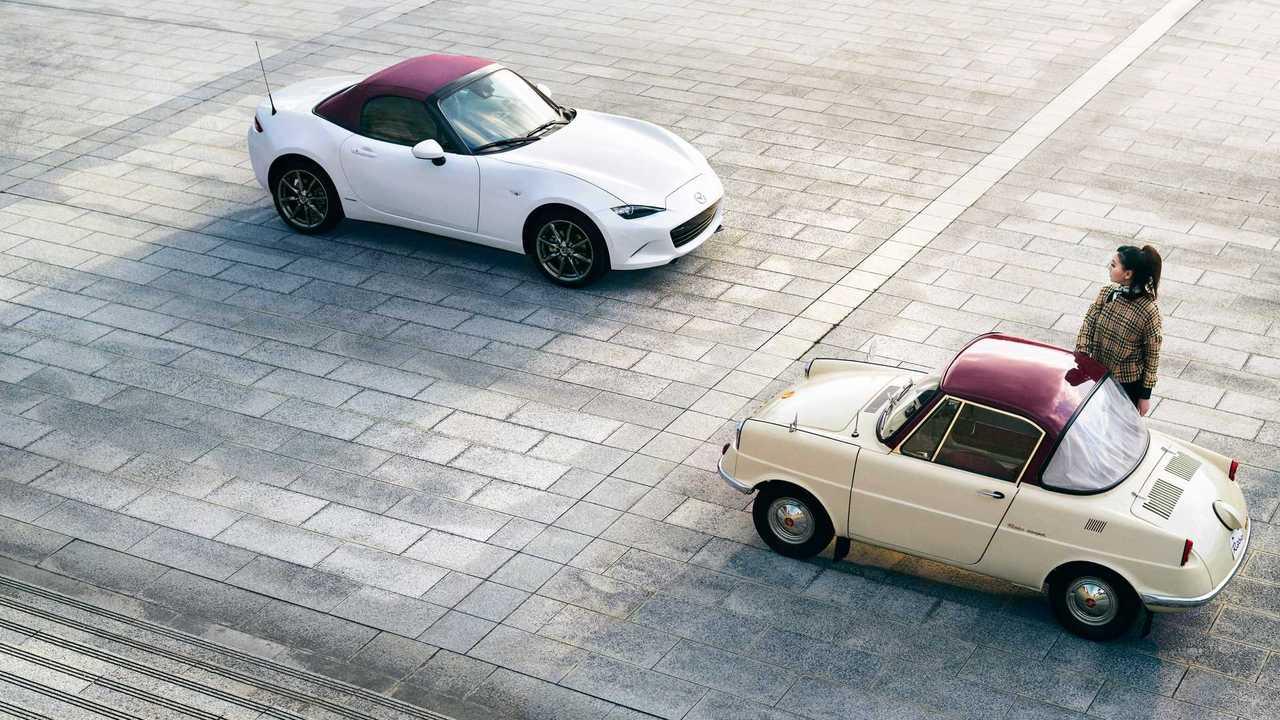 Mazda Centenary felállás