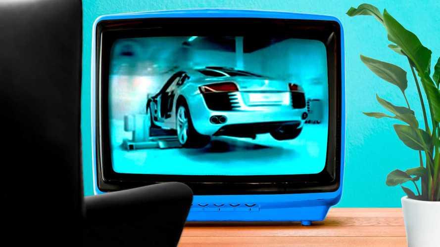 Spot pubblicitari dimenticati, quello dell'Audi R8
