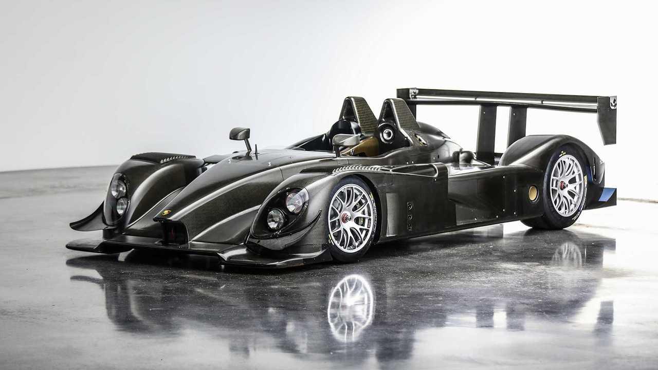 8 - Porsche RS Spyder (2007) - 4,05 millions d'euros
