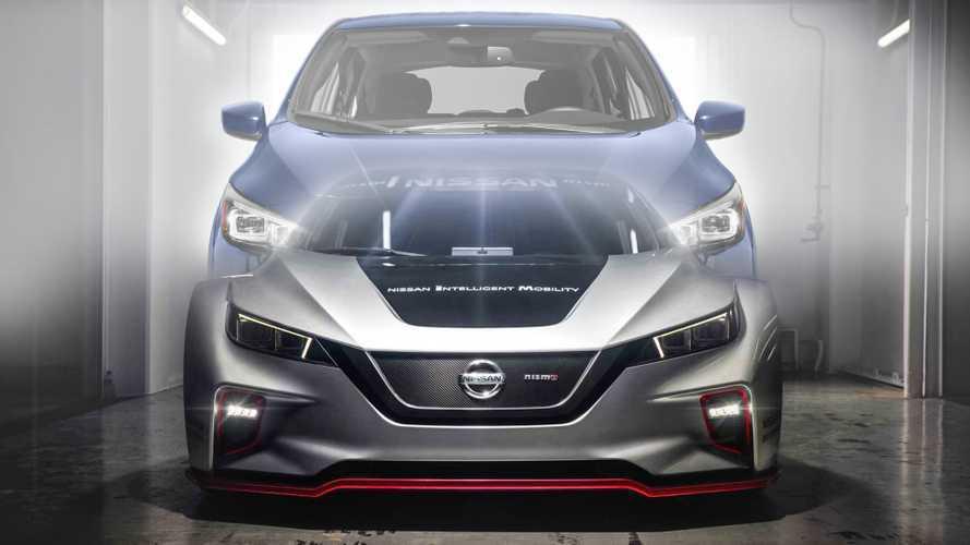"Nissan Leaf Nismo RC 02, InsideEVs.it prova una ""quasi"" Formula E"