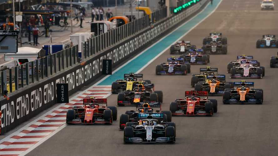 F1 drivers lead new 'Race for the World' charity series