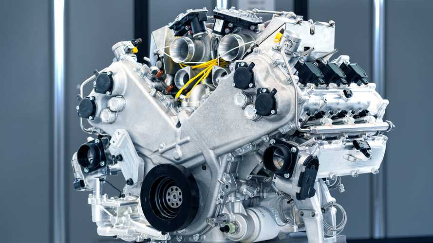Aston Martin Valhalla will get new 3.0L twin-turbo V6 engine