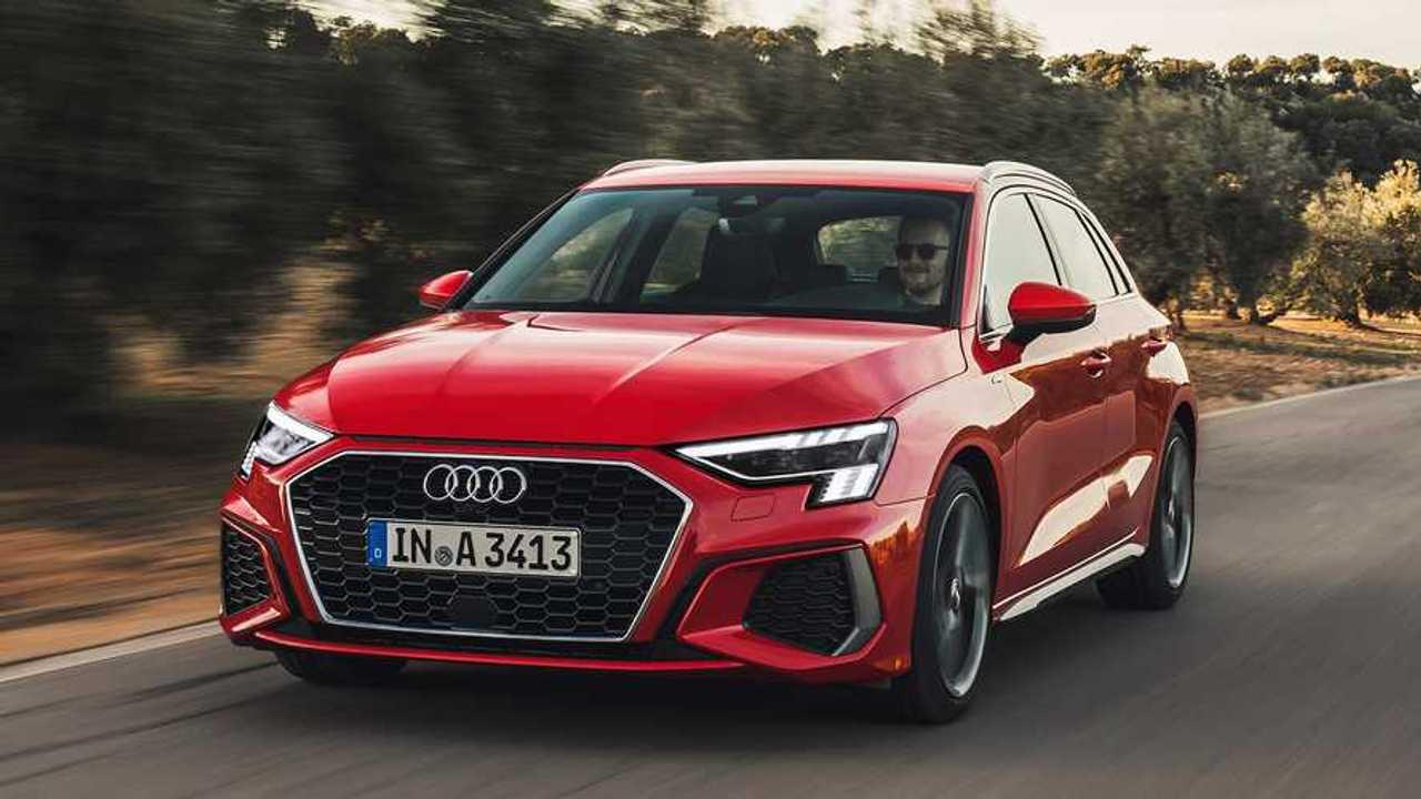 Audi A3 Sportback (2020) On Location 